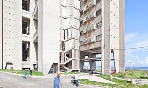 Edificio Giron #1, Havana, Cuba