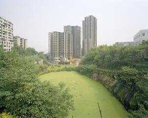 Construction Site, Changjiang Nr. 1 Road, Chongqing 2006. © Ferit Kuyas.