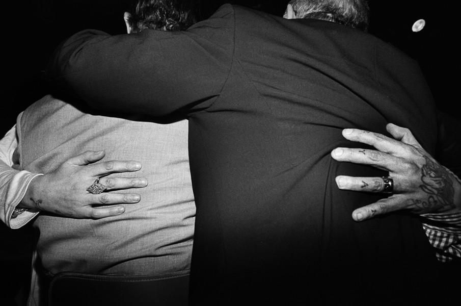 From the photobook The Family,  © 2011 Jocelyn Bain Hogg.