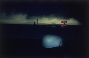 Western Skies Motel, Colorado. © Ernst Haas, 1978.