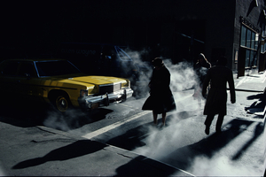 New York City. © Ernst Haas, 1980.