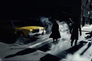 New York City. © Ernst Haas, 1980.