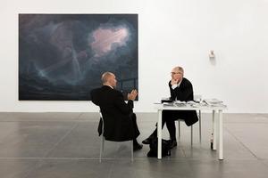 Christopher Cutts, Scope Basel 2010  Artist: Richard Stipl   © Andy Freeberg