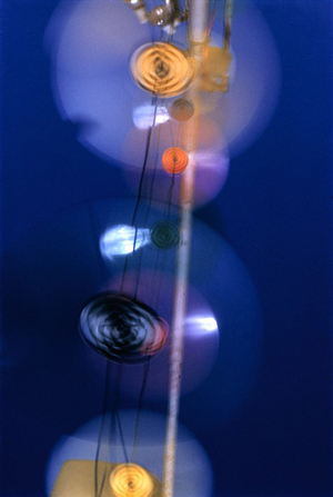 Pinwheels. © Ernst Haas, early 1960's.