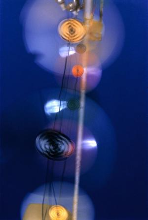 Pinwheels. © Ernst Haas, early 1960's.