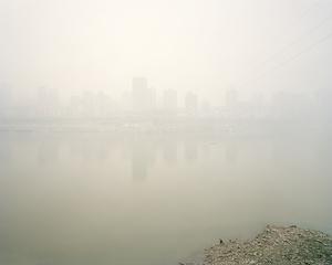 Changjiang River, Beibin Road, Chonqing 2005. © Ferit Kuyas.