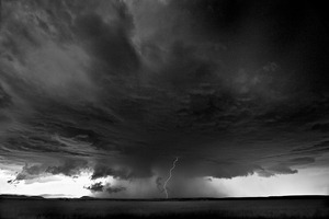 Wall Cloud, Davidson, Wyoming, 2009, © Mitch Dobrowner