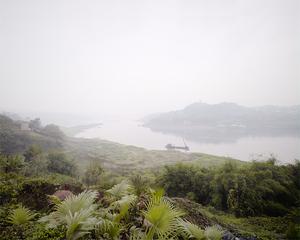 Jialing River, Chongqing 2007. © Ferit Kuyas.