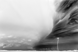 Mesocyclone, Valentine, Nebraska, 2009, © Mitch Dobrowner