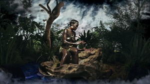 Creation I © Kudzanai Chiurai. Recipient of the Prix découverte