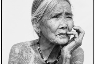 The last tattoed Kalinga woman, 2011 © Jake Verzosa