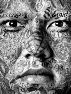 Portrait de Maras, 2006 © Isabel Muñoz