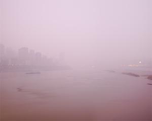 Changjiang River, Chongqing 2008. © Ferit Kuyas.