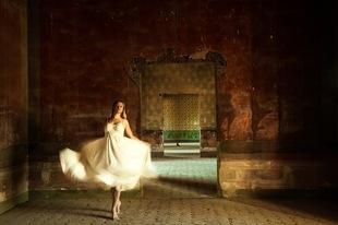 Paloma (The Dancer) © Janelle Pietrzak 2014
