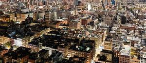 Night & Day - SoHo Rooftops - © Andrew Prokos - http://andrewprokos.com