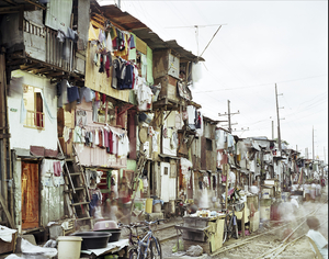 Manila, 2008, from the series, The Raw and the Cooked, © Peter Bialobrzeski