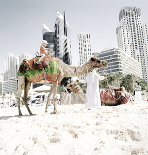 Dubai, 2009, from the series, City Models, © Massimo Mastrorillo