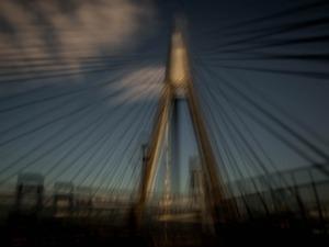 ANZAC Bridge.                                                       © Ross Duncan