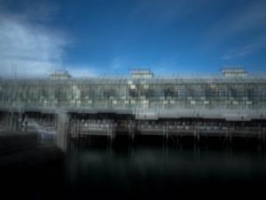 Woolloomooloo finger wharf.             © Ross Duncan