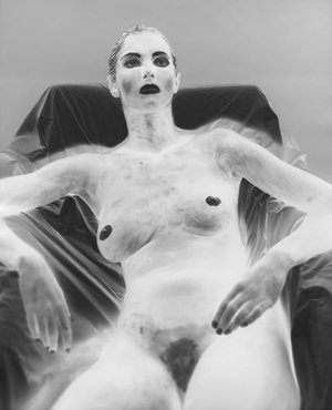 TS96 2011, from the series White Shadow © Tono Stano