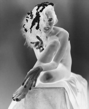 TS26 1994, from the series White Shadow © Tono Stano