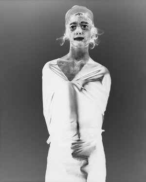 TS48 2008, from the series White Shadow © Tono Stano
