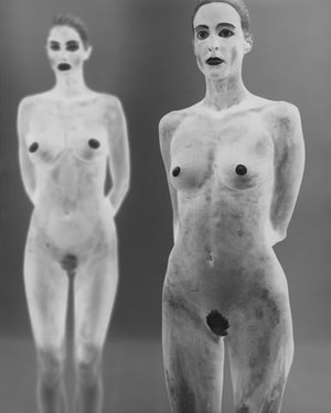 TS97 2011, from the series White Shadow © Tono Stano