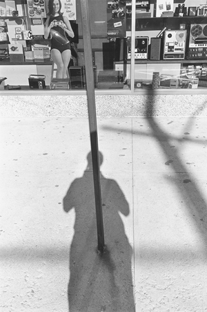 Westport, Connecticut, 1968 © Lee Friedlander, from the book, In the Picture Self Portraits 1958-2011.