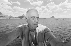 Lake Powell, 2009 © Lee Friedlander, from the book, In the Picture Self Portraits 1958-2011.