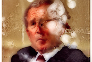George W. Bush - Crime against peace – planning and carrying out a war of aggression. Complicity in the commission of a war crime – wanton destruction of cities and villages, devastation not justified by military necessity, ill-treatment of civilian population of or in occupied territory. Complicity in the commission of a war crime – torture, ill-treatment of detainees. © William Miller