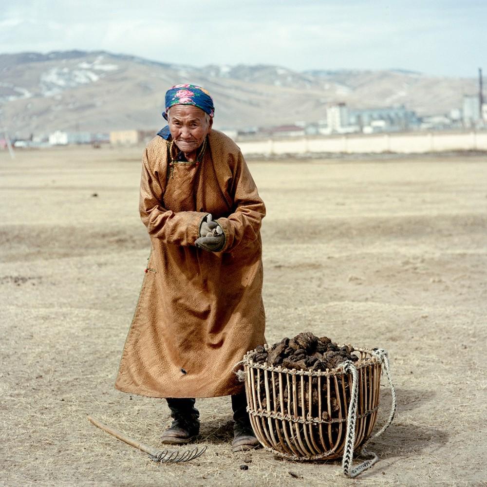 March, Karakhorum, Mongolia © Lucile Chombart De Lauwe