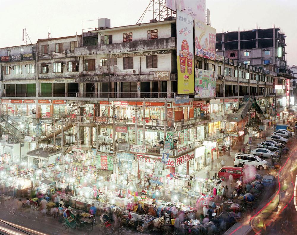 Mirpur One; Dhaka © Noah Addis