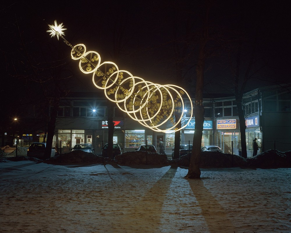 Maxima shopping centre in Bolderaja, 2013. © Andrejs Strokins