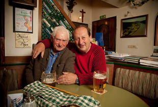 Hermann and Franz, Austria © Forest McMullin