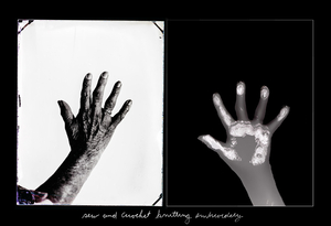 From the series The Manual Project, The Personalities of Hands © Bill Westheimer