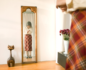© Kyoko Hamada (United States), Standing mirror, from the series, I Used to be You Grand Prize, Portfolio Category, Lens Culture International Exposure Awards 2012