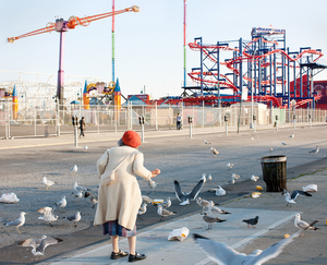 © Kyoko Hamada (United States), Birds Coney Island, from the series, I Used to be You Grand Prize, Portfolio Category, Lens Culture International Exposure Awards 2012