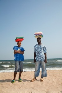 "The Egg Vendors of Lake Tanganyika. From ""Only in Burundi"" © Anaïs López"