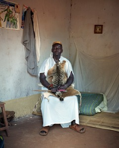 """The Healer. From """"Only in Burundi"""" © Anaïs López"""