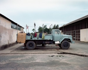 "Tank. From ""Only in Burundi"" © Anaïs López"