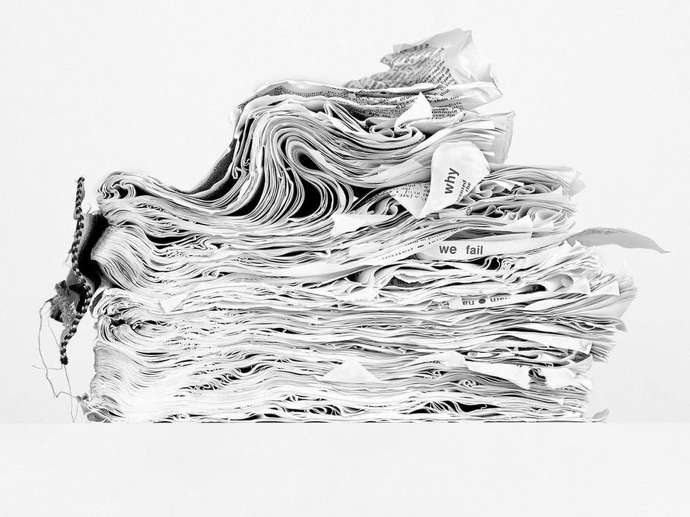 Chronicle, from the series, Dictionary of Notion © Do-yeon Gwon