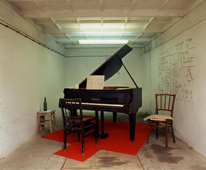 © Tehnica� Schweiz From the series, 'Garage Project,' 2007-2009.  Courtesy of Lumen Gallery, Budapest.
