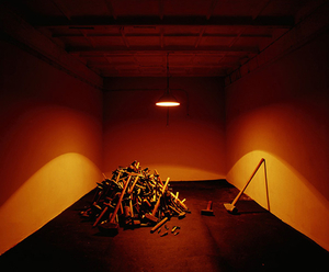 © Tehnica� Schweiz From the series, 'Garage Project,' 2007-2009.  Courtesy of Lumen Gallery, Budapest.