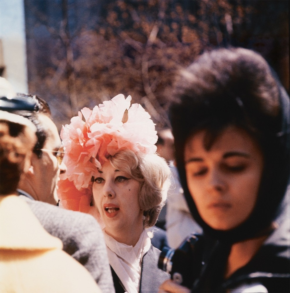 Easter Parade, New York, 1964 © Tony Ray-Jones, 2013, courtesy MACK / www.mackbooks.co.uk