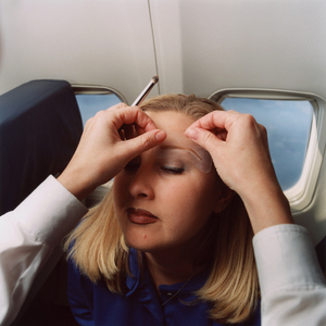 Christy, Southwest Airlines, 2004 © Brian Finke