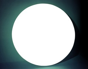 Moonlit Disk, 2012 © Simon van Til. All images courtesy of Huis Marseille.