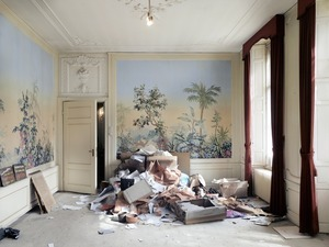French room, eastern direction, 2012 © Eddo Hartmann. All images courtesy of Huis Marseille.