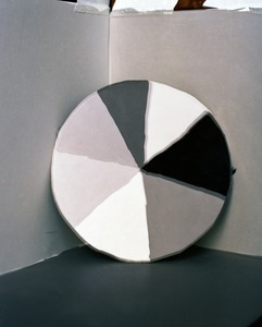 Untitled (The Wheel), 2012 © Katja Mater. All images courtesy of Huis Marseille.