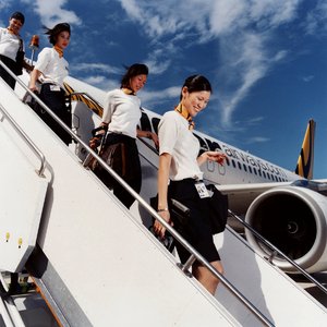 Tiger Airways, 2006 © Brian Finke