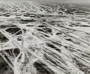 Desert Roads, 1960 © Dmitry Baltermants, Glaz Gallery